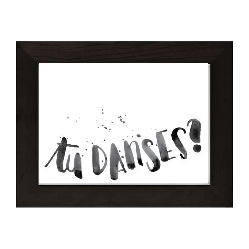 tu danses